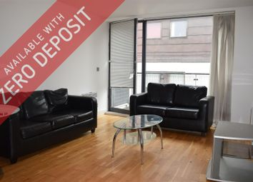 Thumbnail 1 bed flat to rent in Advent House, Isaac Way, Manchester