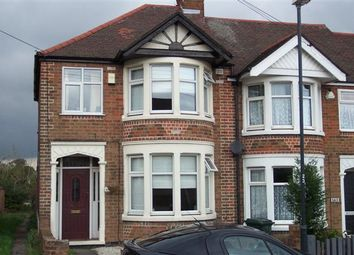 Thumbnail 3 bedroom end terrace house for sale in Belgrave Road, Coventry