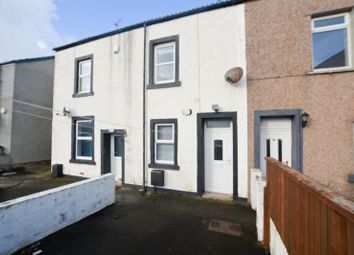 Thumbnail 1 bed terraced house for sale in Brook Street, Flimby, Maryport