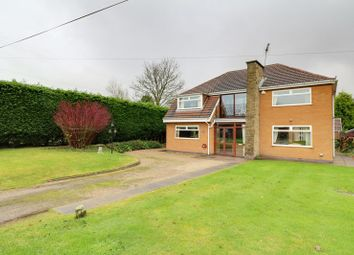 Thumbnail 4 bed detached house for sale in Marsh Lane, Winteringham, Scunthorpe