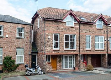 Thumbnail 3 bed town house for sale in Bishops Court, York