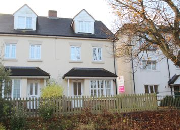 Thumbnail 4 bed semi-detached house for sale in Babbington Road, Halton Camp, Aylesbury