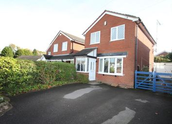 Thumbnail 3 bed link-detached house for sale in Sandon Road, Cresswell, Stoke-On-Trent