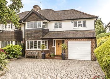 Thumbnail 4 bed semi-detached house for sale in Moffats Lane, Brookmans Park, Hatfield