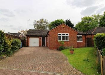 Thumbnail 3 bed detached bungalow for sale in Cotswold Grove, Mansfield