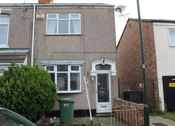 Thumbnail 3 bed end terrace house to rent in Lovett Street, Cleethorpes