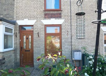 Thumbnail 2 bed terraced house to rent in Bungay Road, Halesworth
