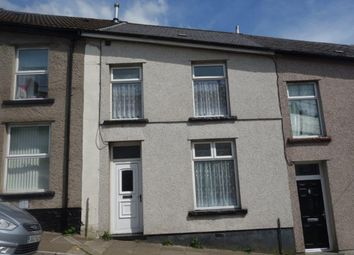 Thumbnail 3 bed terraced house to rent in Oak Street, Tonypandy