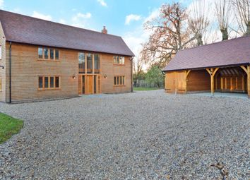 Thumbnail 5 bed detached house for sale in Bromley, Standon, Ware