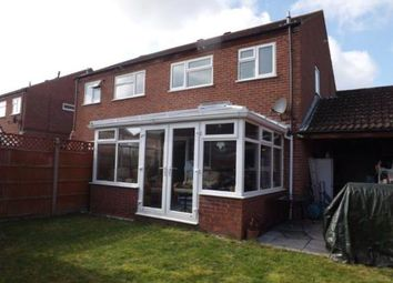 Thumbnail 3 bed semi-detached house for sale in Mulbarton, Norwich, Norfolk
