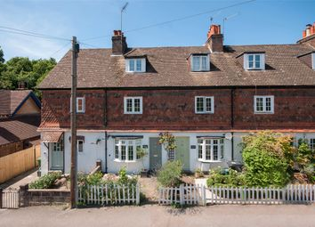 Thumbnail 2 bed terraced house to rent in Buckingham Road, Holmwood, Dorking, Surrey