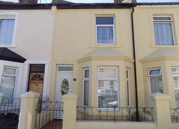 Thumbnail 3 bed terraced house for sale in Portland Road, Gillingham