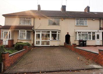 Thumbnail 3 bed terraced house for sale in Hob Moor Road, Birmingham