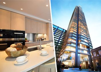 Thumbnail 1 bed flat for sale in Principal Tower, Worship Street, Principal Place
