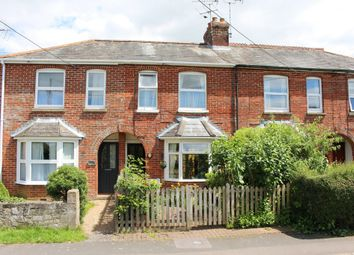 Thumbnail 2 bedroom terraced house to rent in New Farm Road, Alresford
