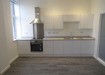 Thumbnail 1 bed flat to rent in Vicarage Farm Road, Fengate, Peterborough
