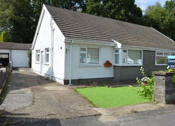 Thumbnail 3 bed semi-detached bungalow for sale in Bryn Close, Gowerton, Swansea