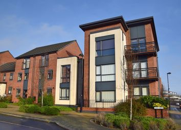 Thumbnail 2 bed flat for sale in Regal Way, Hanley, Stoke-On-Trent