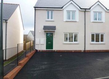 Thumbnail 3 bed property to rent in Awel Yr Afon, Cardigan, Ceredigion