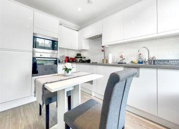 Thumbnail 1 bed flat to rent in Rose Villas, Sevenoaks Road, Pratts Bottom, Orpington