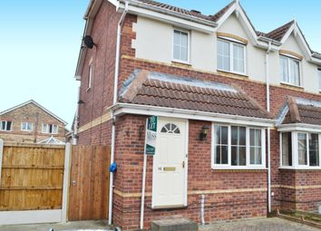 Thumbnail 2 bed semi-detached house to rent in Granby Court, Armthorpe, Doncaster