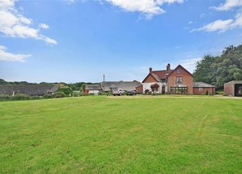 Thumbnail 7 bed detached house for sale in Wootton Bridge, Havenstreet, Ryde, Isle Of Wight