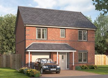 """Thumbnail 4 bedroom detached house for sale in """"The Abbotsbury"""" at Highfield Villas, Doncaster Road, Costhorpe, Worksop"""