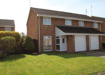 Thumbnail Semi-detached house to rent in Abney Moor, Liden, Swindon