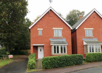 Thumbnail 4 bed detached house to rent in Campbell Road, Off Venns Lane, Hereford