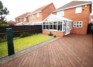 Thumbnail 3 bed detached house for sale in Rannoch Drive, Cherry Tree, Blackburn, Lancashire