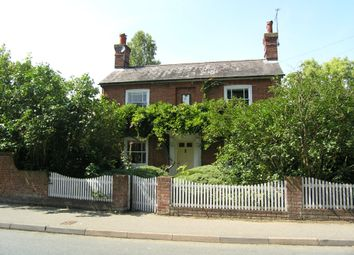 Thumbnail 4 bedroom detached house to rent in Gaston Street, East Bergholt, Colchester