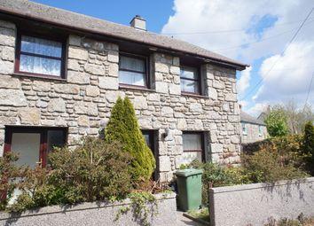 Thumbnail 2 bedroom semi-detached house to rent in Boskennal Lane, St Buryan
