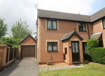Thumbnail 2 bed semi-detached house to rent in Idle Court, Bawtry, Doncaster