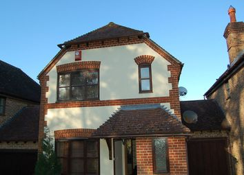Thumbnail 3 bedroom link-detached house to rent in Old Barn Court, Haywards Heath