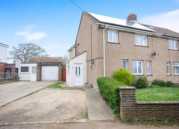 Thumbnail 4 bed semi-detached house for sale in Freshwater, Isle Of Wight, .