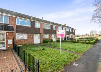 Thumbnail 3 bed terraced house for sale in Lincoln Close, Romsey