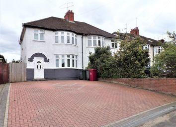 Thumbnail 3 bedroom semi-detached house for sale in Park Lane, Tilehurst, Reading