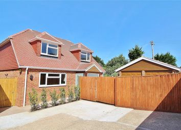 Hurston Close, Findon Valley, Worthing, West Sussex BN14. 3 bed detached house for sale