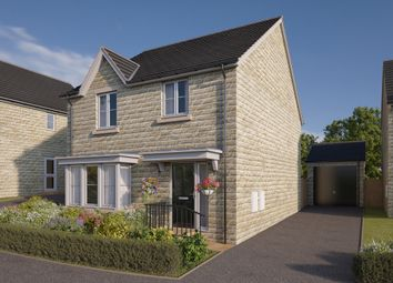 "Thumbnail 4 bed detached house for sale in ""The Berkeley"" at Apperley Road, Apperley Bridge, Bradford"