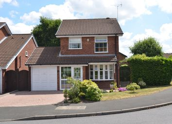 Thumbnail 3 bed detached house for sale in Holly Dell, Kings Norton, Birmingham