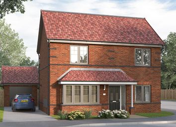 "Thumbnail 4 bed detached house for sale in ""The Kintbury"" at Heath Lane, Earl Shilton, Leicester"