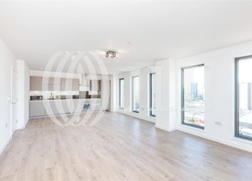 Thumbnail 2 bed flat for sale in Legacy Tower, Stratford City, London