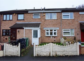 Thumbnail 3 bed terraced house for sale in Moxhull Close, Willenhall