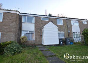 Thumbnail 6 bedroom terraced house to rent in Cambridge Crescent, Birmingham, West Midlands.