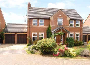 Thumbnail 4 bed detached house for sale in Gaveston Gardens, Deddington, Banbury, Oxfordshire