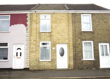 Thumbnail 2 bed terraced house for sale in Gracious Street, Whittlesey, Peterborough