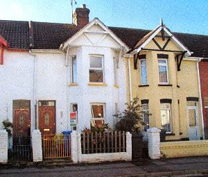 Thumbnail 3 bed property to rent in Emerson Road, Poole