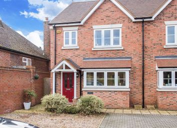 Thumbnail 3 bed semi-detached house for sale in Grove Road, Tring
