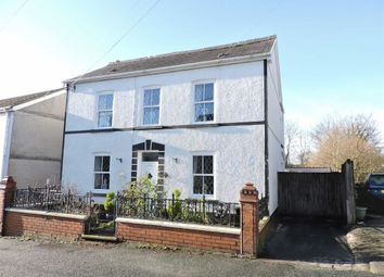 Thumbnail 4 bed detached house for sale in Oakfield Road, Twyn, Ammanford