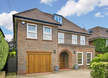Thumbnail 5 bed detached house for sale in Holne Chase, Hampstead Garden Suburb, London